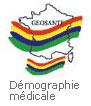 Démographie médicale Cet outil analyse l'évolution de la démographie médicale à l'échelle des cabinets médicaux.  Il permet de définir les bassins à risque démographique et d'établir des recommandations en termes d'organisation.